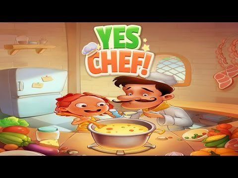 Yes Chef! - Universal - HD Gameplay Trailer