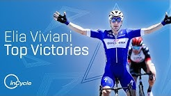 Elia Viviani Top Sprint Finish Victories | BEST OF | inCycle