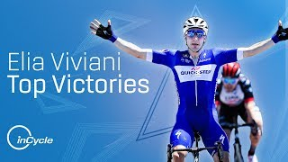 Elia viviani top sprint finish victories   best of incycle