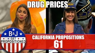 Prop 61: Drug Prices