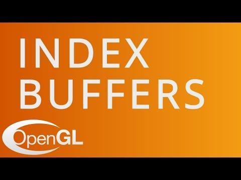 Index Buffers In OpenGL