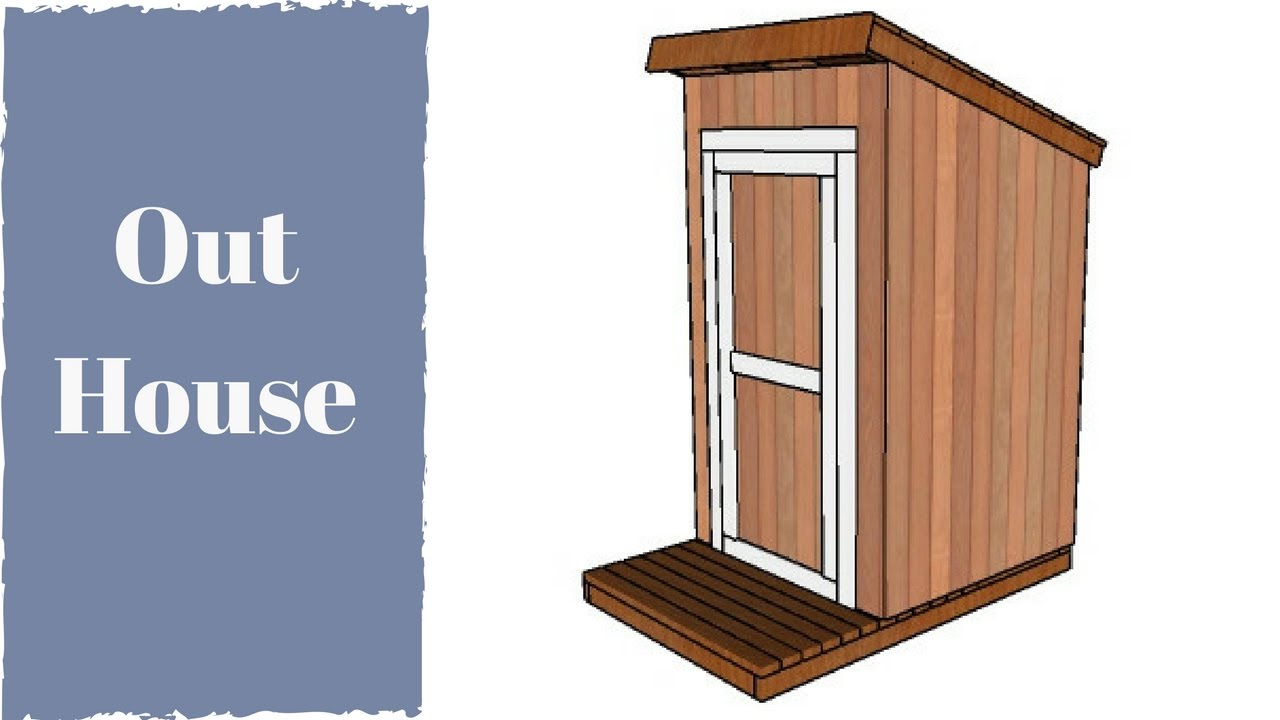 Free Outhouse Plans - YouTube on craft wood designs, craft shed designs, craft room designs, craft bar designs, craft boat designs, craft home designs, craft store designs, craft office designs,