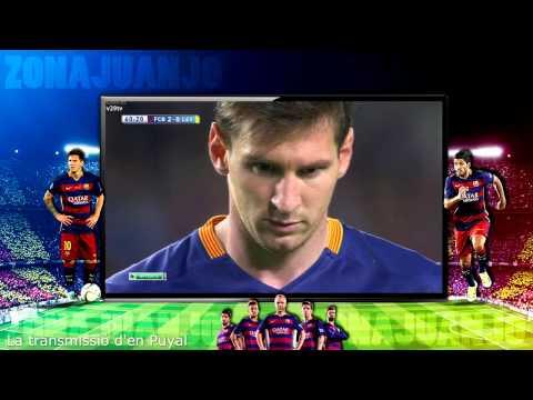 FC Barcelona vs Levante UD [4-1][Jornada 4][20/09/2015] Puyal