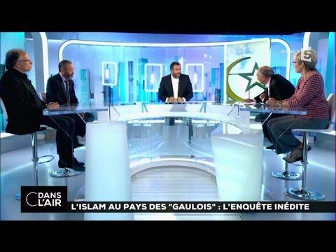 """L'Islam au pays des """"Gaulois"""" : l'enquête inédite #cdanslair 24-09-2016"""
