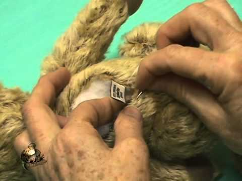 7d983f82d7e How to Make a Teddy Bear -  11 Complete Filling and Conclusion - YouTube