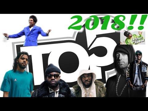 Top 5 Best Rap Verses of 2018!!!! (Eminem , Jay Z, J. Cole, Drake)