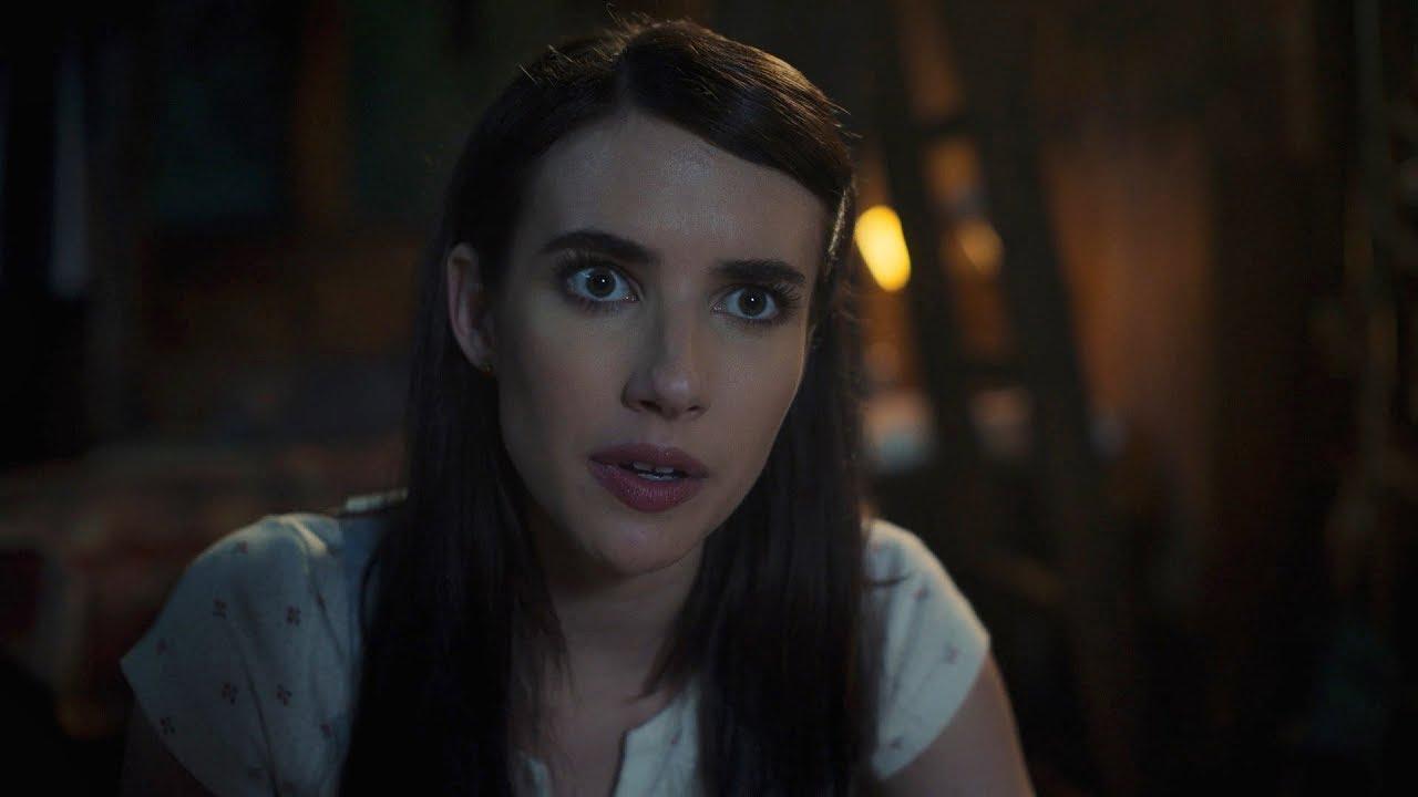 Emma Roberts   AHS Apocalypse All Scenes (6/6) [1080p
