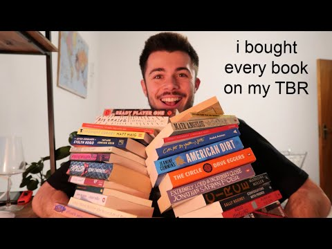 the biggest book haul i'll ever do *43 books people recommended to me*