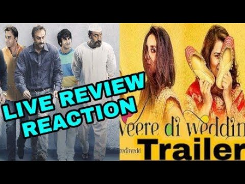 Sanju And Veere Di Wedding Review And Race 3 QnA