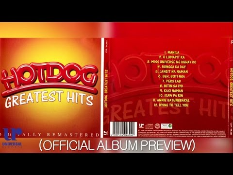 Hotdog - Greatest Hits - (Official Album Preview)