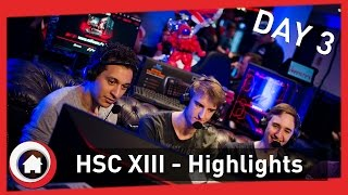 HomeStory Cup XIII powered by MIFcom - Day 3 Impressions