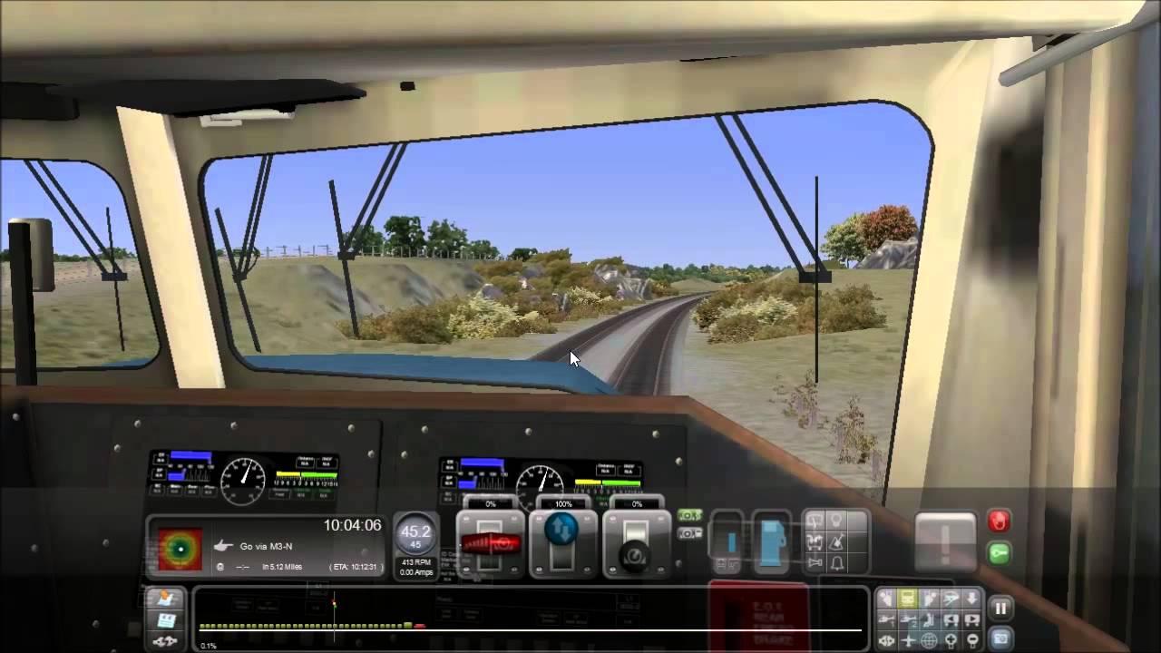 Train Simulator 2015: Granny's Grain - YouTube