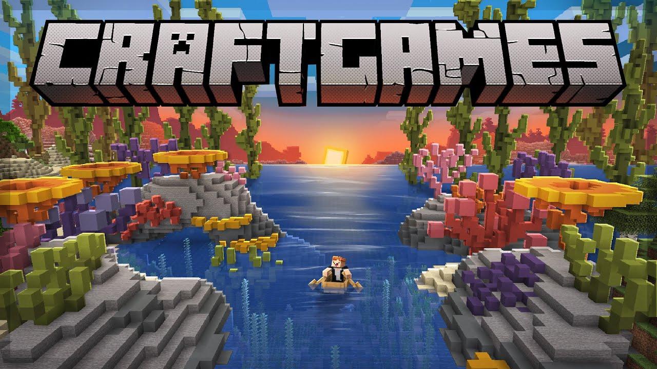 O RECIFE de CORAIS GIGANTE! - Craft Games 258