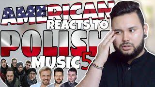 American REACTS // Polish Music 5