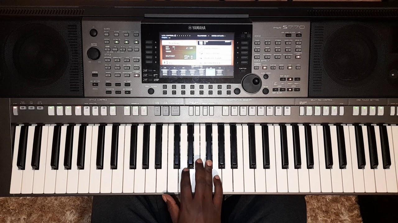 Download Congolese Rumba Piano 2 - Tutorial | G major