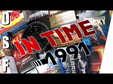 Die Schwarze Filmdose IN TIME - Filmjahr 1991