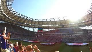 今回の旅先はロシア。ワールドカップで盛り上がっているロシアの現地映...