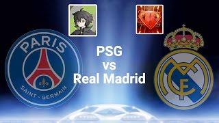 المباراة كاملة / PES 2016 - Real Madrid vs PSG