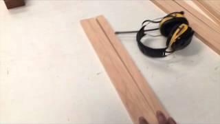 Tiny House Kitchen Island Build Episode 1