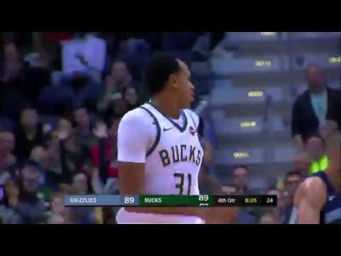 Memphis Grizzlies vs Milwaukee Bucks: November 13, 2017