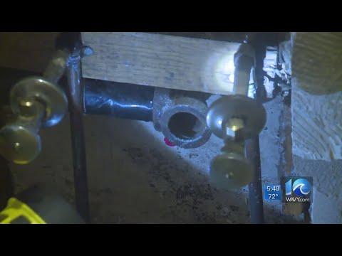 Norfolk homeowner discovers insurance won't cover plumbing damage