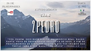 Estudo Bíblico - 2 Pedro 2.17-22