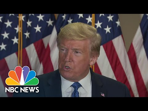 President Trump Defends Decision To Take Hydroxychloroquine To Prevent COVID-19   NBC Nightly News