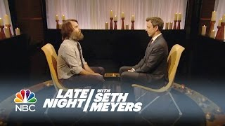 Seth and Will Forte Clear the Air - Late Night with Seth Meyers