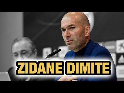 Zidane se va del Real Madrid y Cristiano Ronaldo es el siguiente