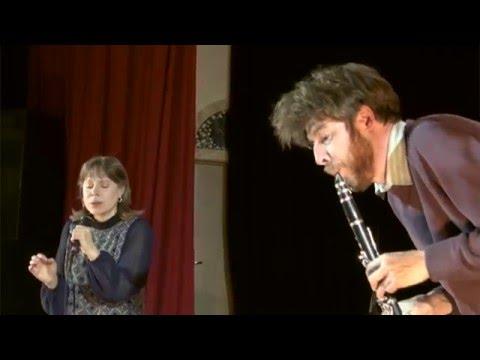 Kay Grant & Alex Ward @ Weekertoft launch 5-02-16