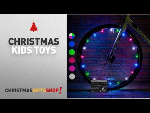 Top Christmas Kids Toys Gifts Ideas: Super Cool Led
