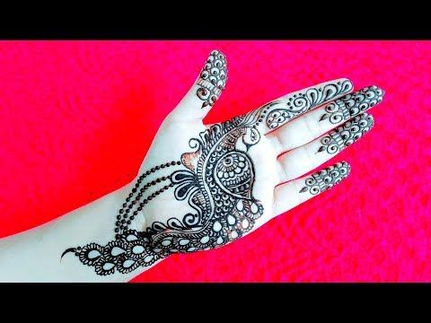 Tattoo Mehndi Design   Tattoo Henna   Peacock Mehndi Design   Peacock Mehndi - Naush Artistica