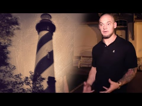 Baron Corbin gets terrified by ghosts in Florida lighthouse: Baron Corbin's Haunted World