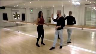 Nikki Bella meets Artem Chigvintsev For The First Time