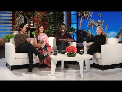 Milo Ventimiglia and Sterling K. Brown Reveal If They'll Be Showing More Skin on 'This Is Us'