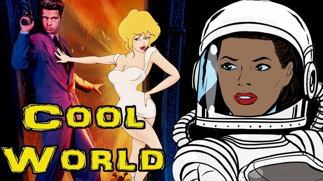 Cool World 1992 Movie Review W Spoilers Retro Nerd Girl Youtube
