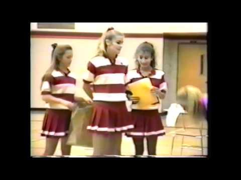 1993-1994  Glendale High School Pirate Video Log The Next Generation part 5 of 15.AVI
