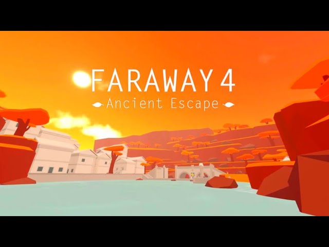 Faraway 4: Ancient Escape Android GamePlay
