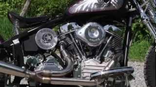 2012 Headbanger Motorcycles Woodstock Boogie Bobber