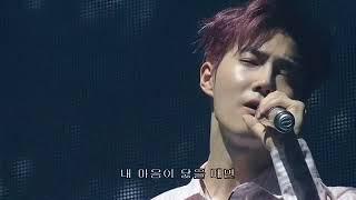 EXO - Stronger (Suho,Baekhyun,Chen,D.O)(EXO'rDIUM in Seoul)