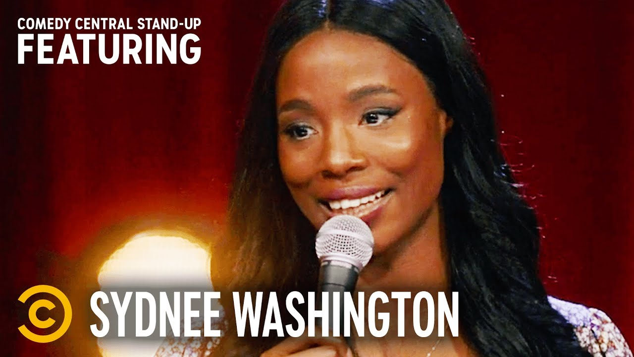 """Sydnee Washington: """"Women Need a Lot of Things to Have an Orgasm"""" - Stand-Up Featuring"""