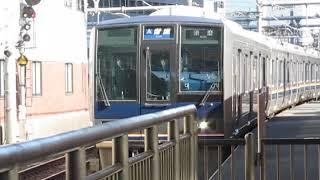 JR神戸線207系1000番台更新車大阪駅到着