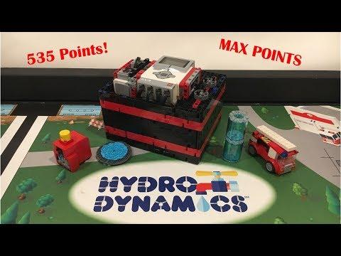 FLL Hydrodynamics - 535(545) Points - Max Points