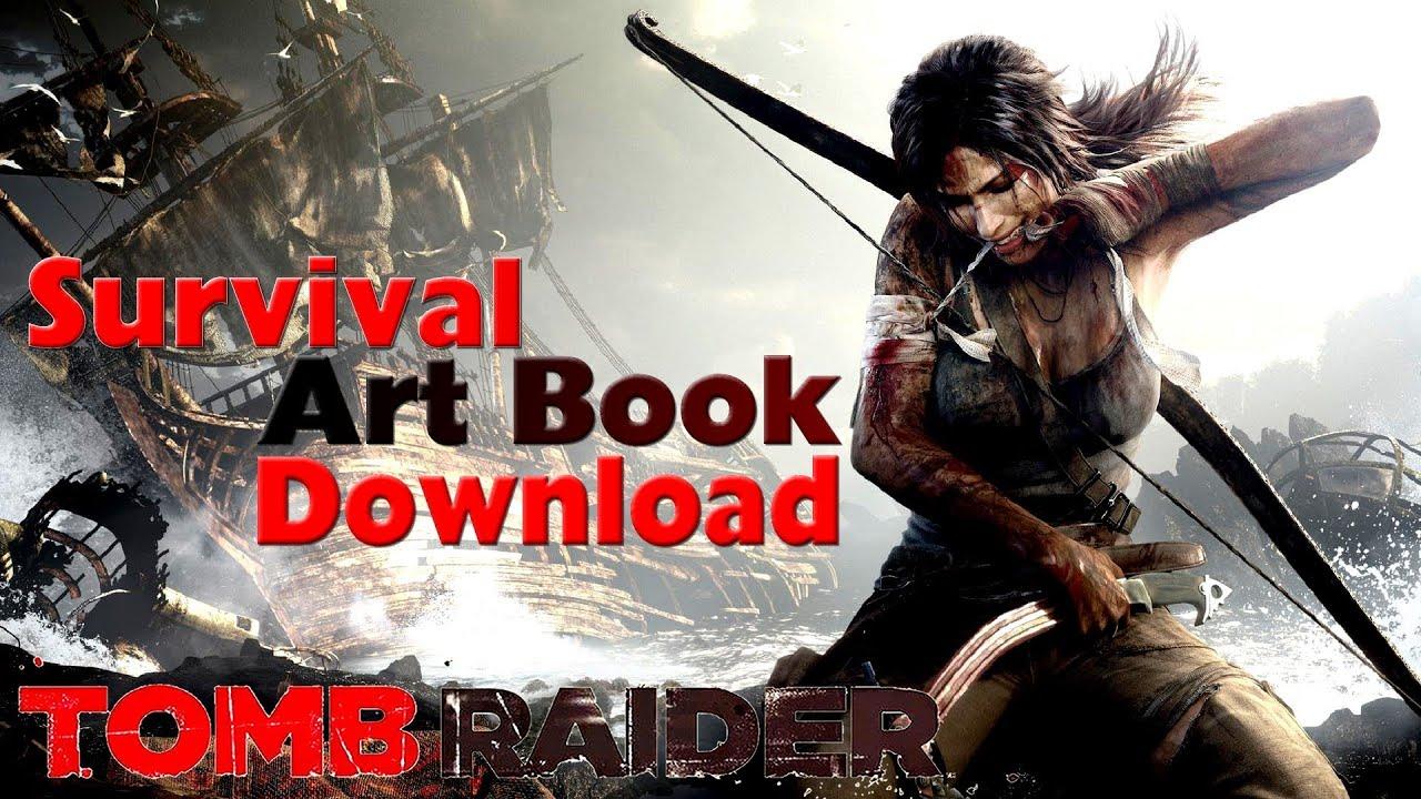 Книга tomb raider скачать