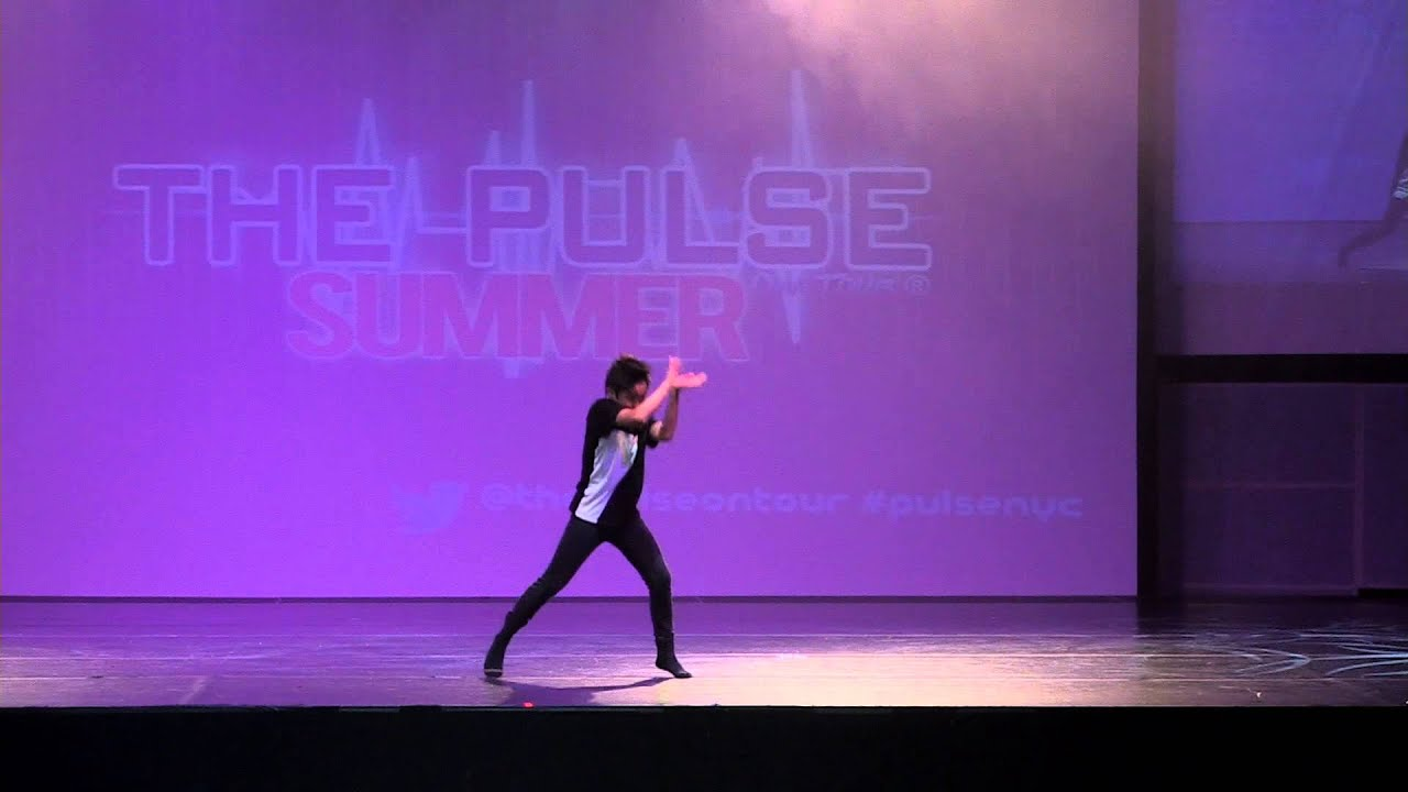 Sean Lew L Clean Bandit Rather Be L Self Choreographed L The Pulse On Tour