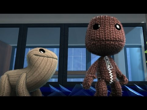 LittleBigPlanet 3 - SACKBOY and the Seed of Destruction - LB
