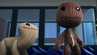 LittleBigPlanet 3 - SACKBOY and the Seed of Destruction - LBP3 Animation