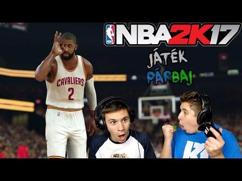 MEKKORA DOBÁÁÁÁS | NBA 2K17 | JátékPárbaj #27
