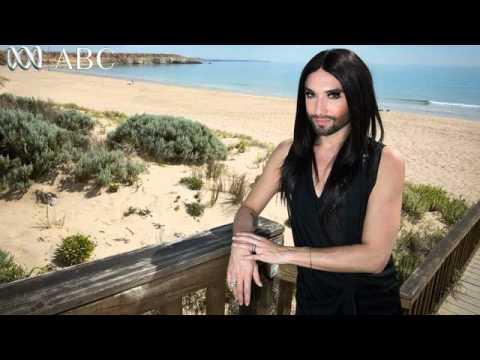 Conchita Wurst - Breakfast with Robbie Buck on 702 ABC Sydney Radio, 18.11.2015