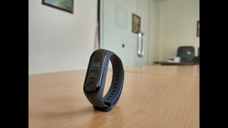 Xiaomi Mi Band 3 - Unboxing, Setup and Review! International version!